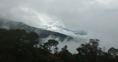 High in the Andes Stock Footage