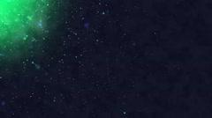 Elegant Particles Background (seamless loop) Stock Footage