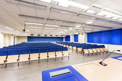 Professional surroundings for academics - stock photo