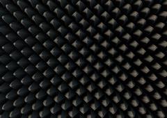 Sound Proof Foam Stock Illustration