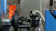 Glass Factory Pack 6 Stock Footage