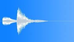 Woodbells alert fail ding - sound effect