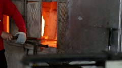 Glass Factory Pack 29 Stock Footage