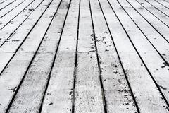 Old wooden aged floor in vintage style Stock Photos