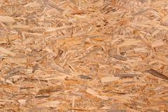 Texture of oriented strand board, OSB Stock Photos
