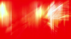 Red Orange Looping Backgrounds Stock Footage
