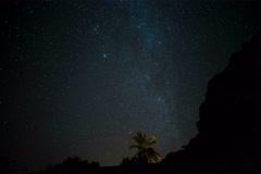 6K Ultra HD Milky Way Time-lapse Stock Footage
