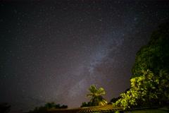 6K Ultra HD Milky Way Time-lapse - stock footage