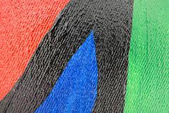 Oil Paint Texture - stock photo