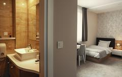 Hotel Apartment Interior - stock photo