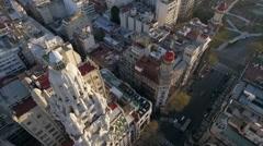 Palacio Barolo, Buenos Aires, Argentina - stock footage