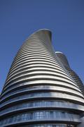 Absolute Towers Mississauga Toronto Stock Photos