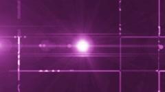 digital data technology numbers backgorund LOOP zoom out Purple - stock footage