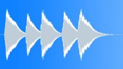 Light kalimba select miss ding - sound effect