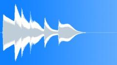 Light kalimba asian info ding Sound Effect
