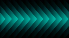 Arrows background seamless animation - stock footage