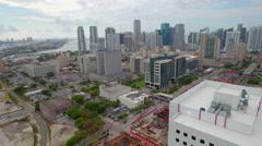Downtown Miami coupon code Stock Footage