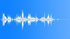 Construction Screw Handful Shuffle Movement 5Metal Chain - sound effect