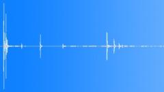 Drop Heavy Metal Bolt or Screw Set Down 5 Sound Effect