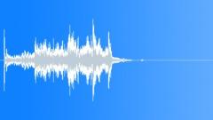 Handheld Tool Drop 5 Metallic Sound Effect
