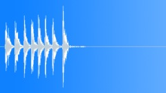 Household Mechanism Crank 3 - sound effect