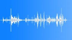 Metal Debris Drop 2 Movement Sound Effect