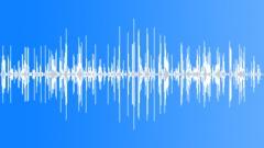 Metal Debris Movement Sound Effect