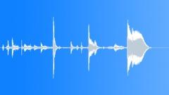 Metal Debris Shuffle Twist 6 - sound effect