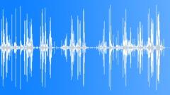 Metal Light Shuffle Movement Foley - sound effect