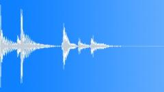 Metal Object Unlock Pop 2 Close - sound effect