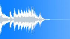 Metal Triangle Measure Stick Drop 2 - sound effect