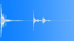 Small Copper Interlock Metal Part Drop 1 Sound Effect