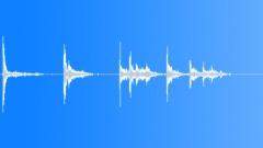 Thin Hollow Metal Item Drop 1 Sound Effect