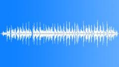 Metal Thin Strip Twist Sequence 7 Squeak Crank Sound Effect