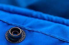Button clasp Stock Photos