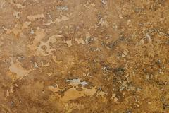 Travertine Stone - stock photo