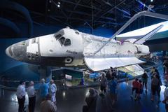Space Shuttle Atlantis Kuvituskuvat