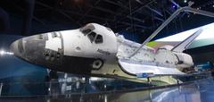 Space Shuttle Atlantis Stock Photos