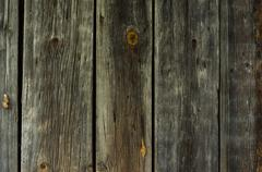 Old Panel Wood Background Vertikal - stock photo