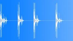 Aluminum Door Close Sound Effect
