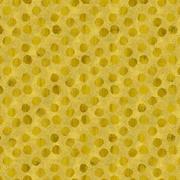 Faux Gold Foil Glitter Polka Dots Pattern - stock illustration