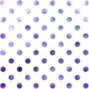 Purple Blue Aqua White Polka Dot Pattern Swiss Dots Texture Digital Paper - stock illustration