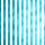 Teal Blue Aqua Turquoise White Metallic Faux Foil Stripes Background Striped Stock Illustration