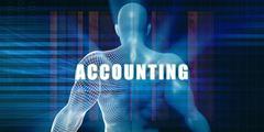 Accounting - stock illustration