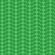 Seamless pattern in green hues Stock Illustration