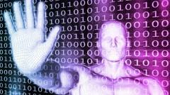 Digital Security and Threat 4k Loop - stock footage