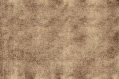 Vintage Brown Gray Parchment Paper Textured Background - stock illustration