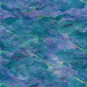 Blue Green Aqua Teal Turquoise  Watercolor Paper Background Texture Stock Illustration