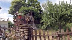 Landscape of Montesinho village, Bragança - Portugal. Stock Footage