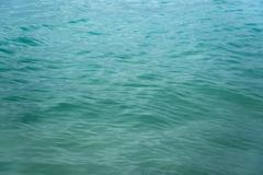 Rippled sea surface Stock Photos